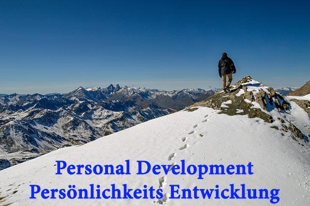 Persönlichkeits Entwicklung