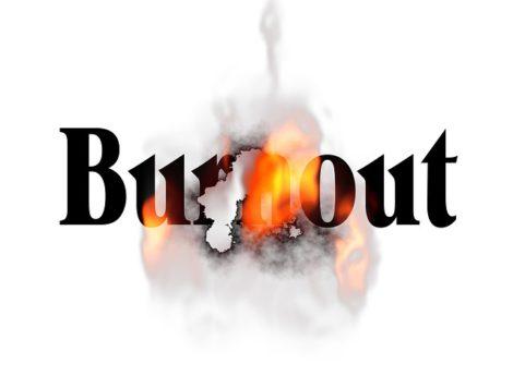 Zu spät! Ist es jetzt ein Burnout?