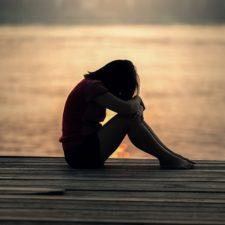 Wo endet Traurigkeit und beginnt eine Depression?