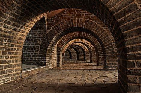 Der Tunnelblick oder da muss ich durch