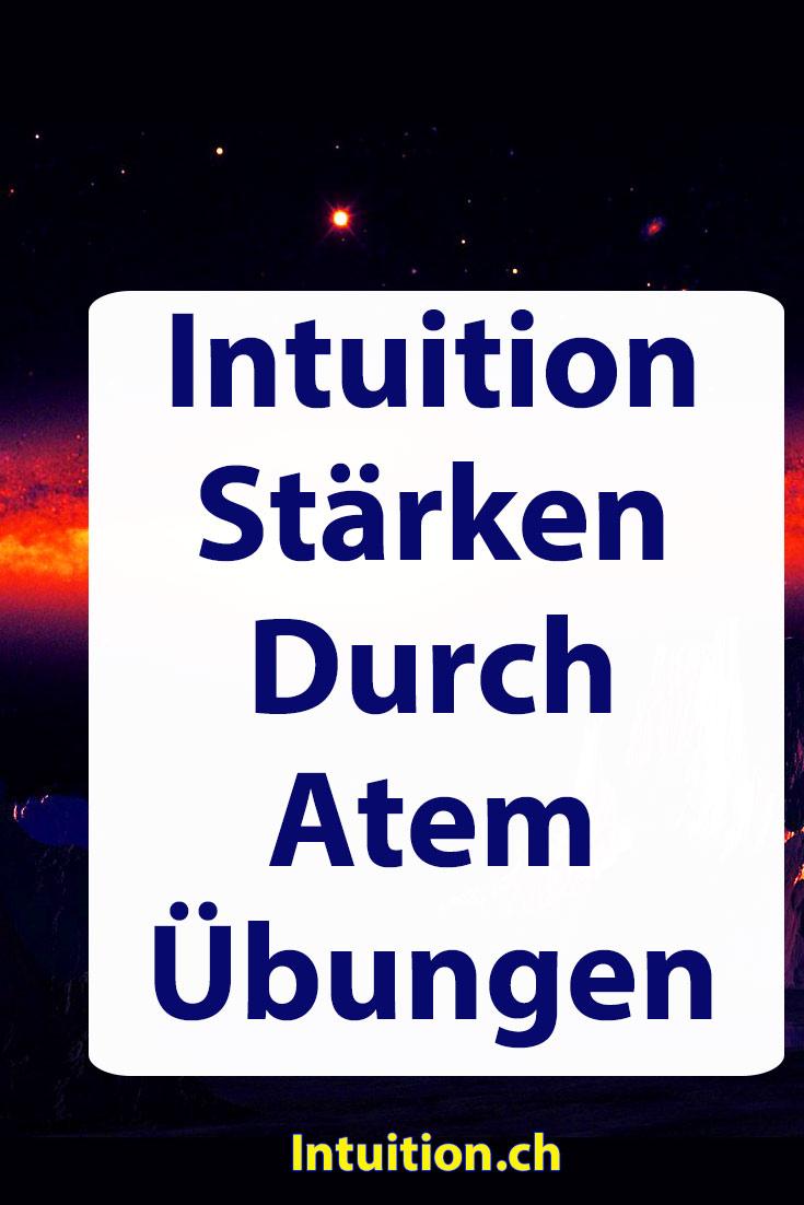 Intuition Stärken Durch Atem Übungen