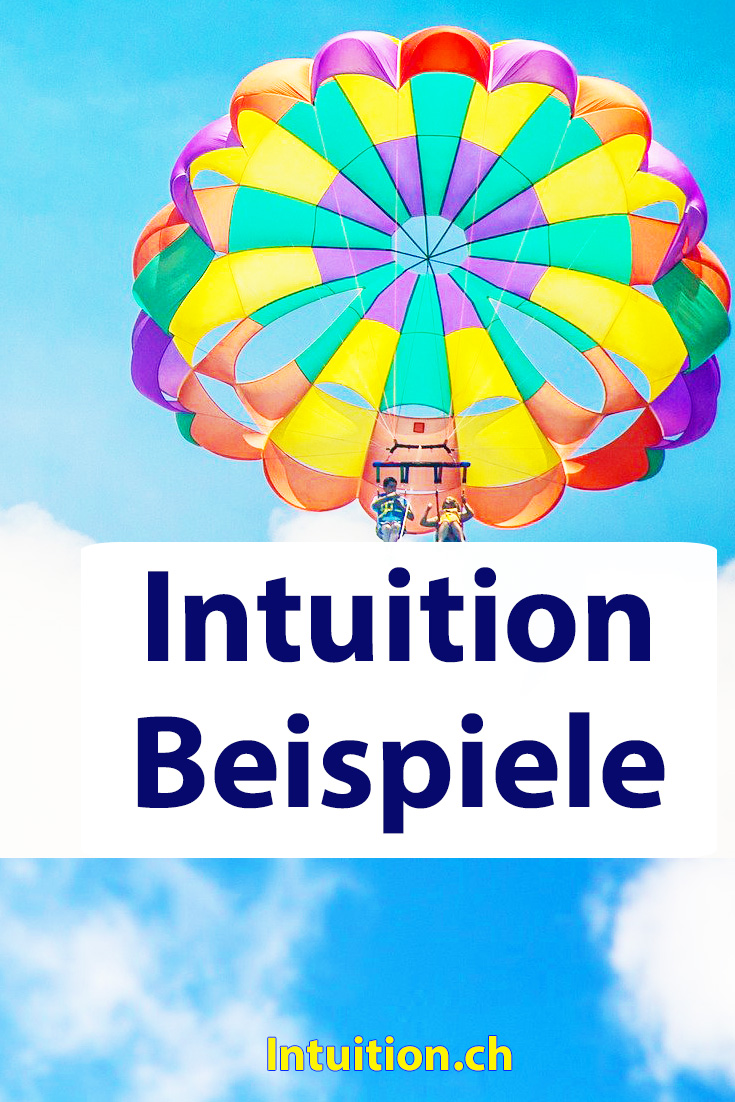 Intuitions-Beispiele