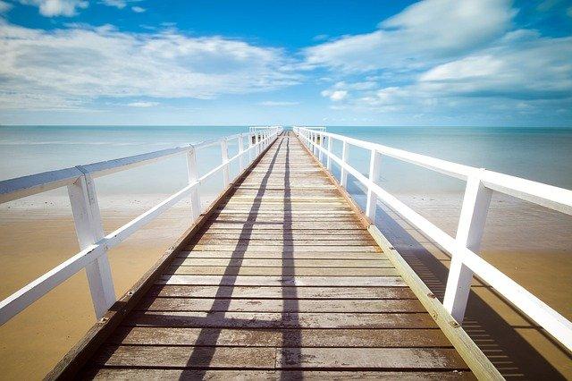 Horizont erweitern / Free-Photos from Pixabay