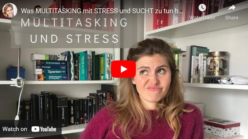 Stress und Sucht
